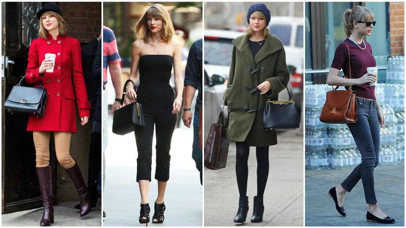 Bí quyết để bạn có được phong cách của Taylor Swift - 12