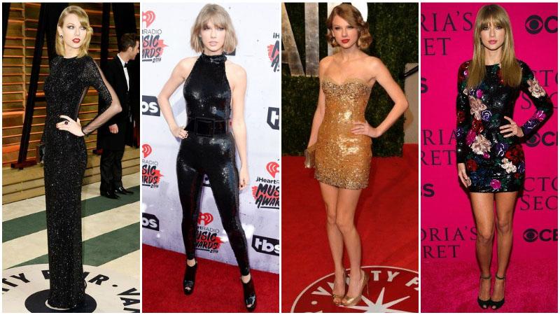 Bí quyết để bạn có được phong cách của Taylor Swift - 3