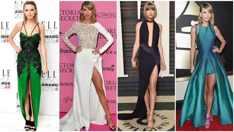 Bí quyết để bạn có được phong cách của Taylor Swift - 7