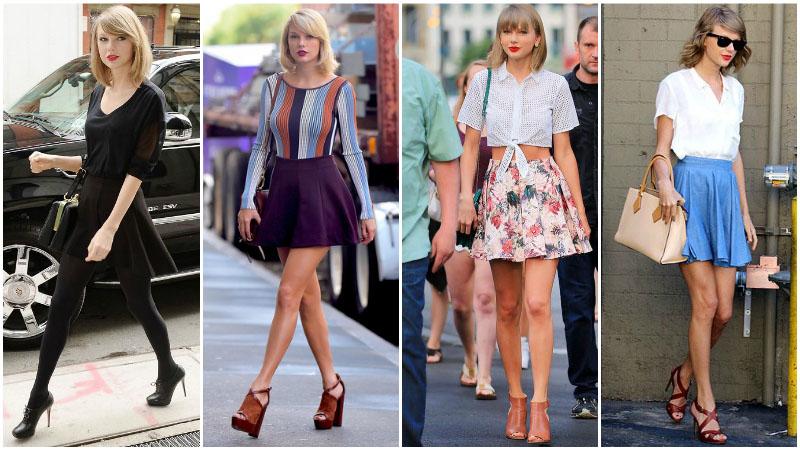 Bí quyết để bạn có được phong cách của Taylor Swift - 8