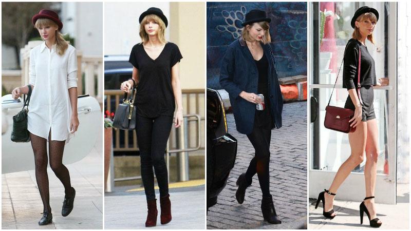 Bí quyết để bạn có được phong cách của Taylor Swift - 9
