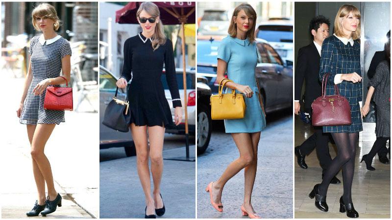 Bí quyết để bạn có được phong cách của Taylor Swift - 10