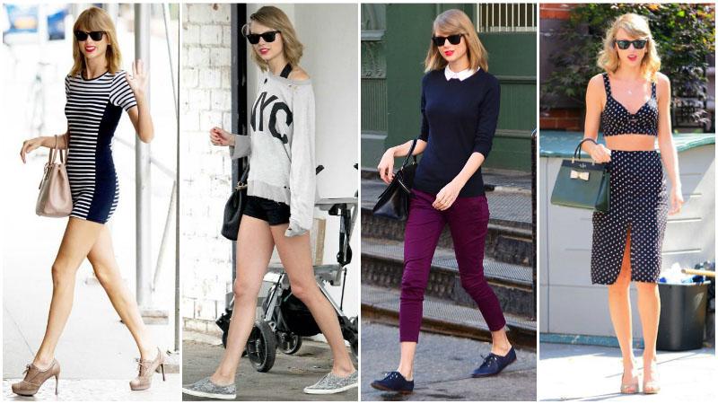 Bí quyết để bạn có được phong cách của Taylor Swift - 11