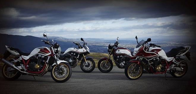 Bộ tứ Honda CB1300 chuẩn bị ra mắt: Quân bài chiến lược của Honda - 3