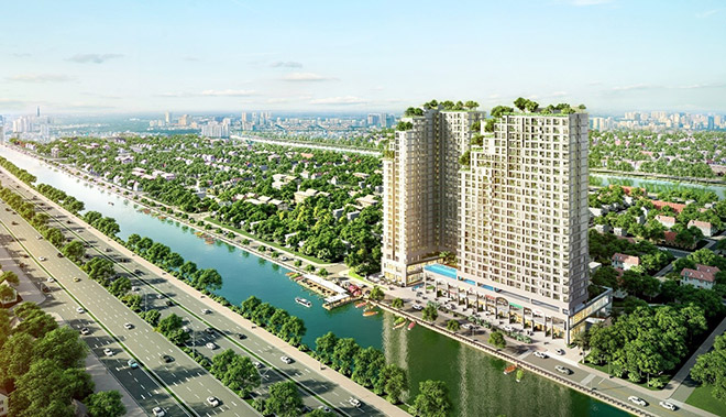"""2.8 tỷ muốn chọn căn hộ khu trung tâm TP.HCM có gọi là """"tham lam""""? - 3"""