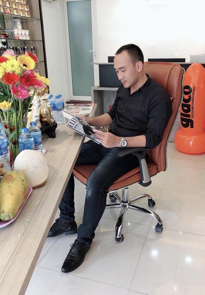 Hành trình từ vô danh trở thành cái tên hot trong giới truyền thông của CEO Nguyễn Thái Hợp - 1