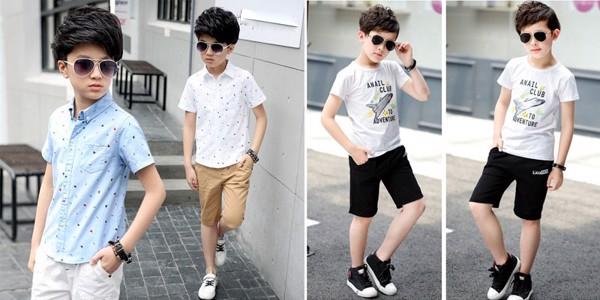 15 Kiểu tóc đẹp cho bé trai từ 1 đến 10 tuổi cực dễ thương và đáng yêu - 2