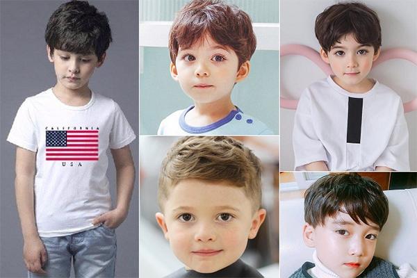 15 Kiểu tóc đẹp cho bé trai từ 1 đến 10 tuổi cực dễ thương và đáng yêu - 4