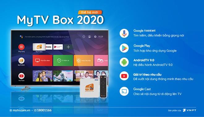Từ A đến Z dịch vụ truyền hình MyTV của Tập đoàn Bưu chính Viễn thông Việt Nam VNPT - 1