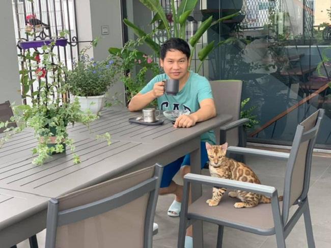 Cơ ngơi xanh mát như resort giữa quận trung tâm của vợ chồng ca sĩ Trọng Tấn - 8