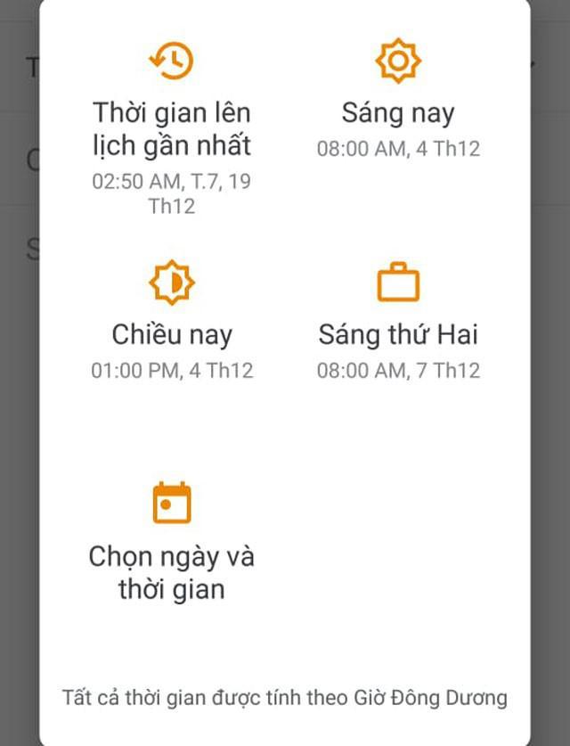 Thủ thuật hẹn giờ gửi email gmail tự động trên smartphone, tablet - 5