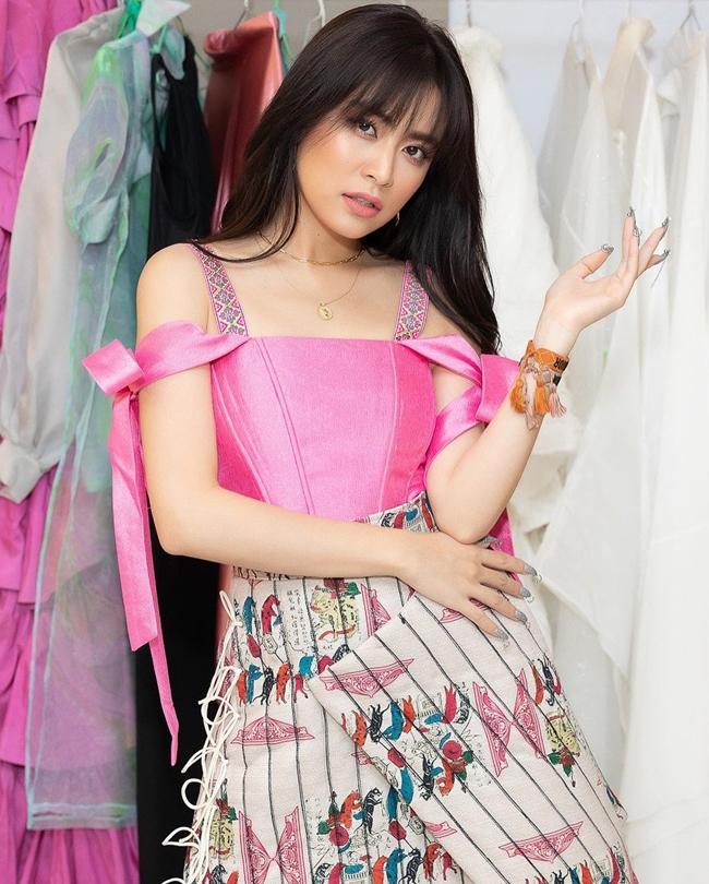 """Hoàng Thùy Linh, bạn gái tin đồn Sơn Tùng bị """"dìm hàng nhan sắc"""" trên truyền hình - 3"""