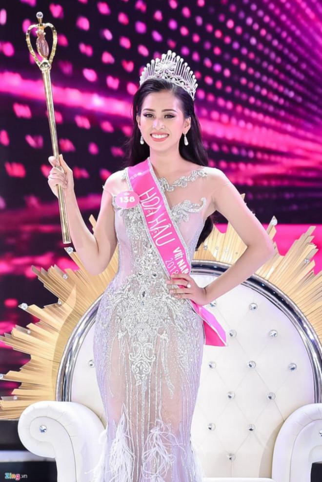Ngắm nhan sắc sau khi đăng quang của Đỗ Thị Hà và Hoa Hậu Việt Nam qua các thời kỳ - 2