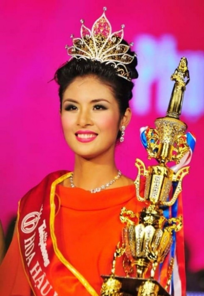 Ngắm nhan sắc sau khi đăng quang của Đỗ Thị Hà và Hoa Hậu Việt Nam qua các thời kỳ - 7