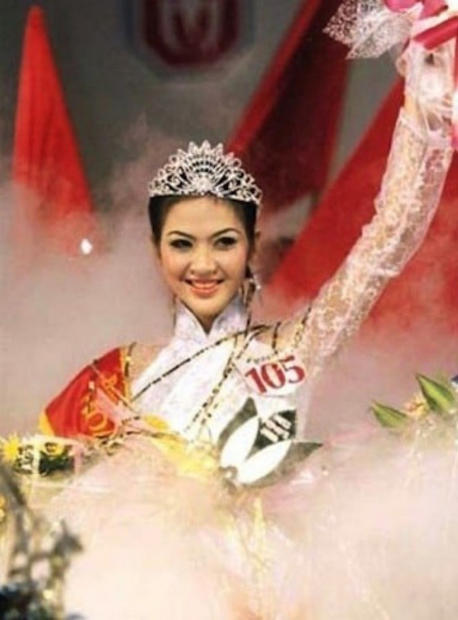 Ngắm nhan sắc sau khi đăng quang của Đỗ Thị Hà và Hoa Hậu Việt Nam qua các thời kỳ - 12