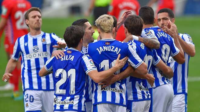 MU đụng đội đầu bảng La Liga ở Europa League: Sociedad mạnh cỡ nào? - 1