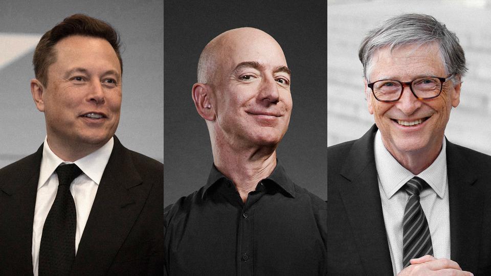 3 người giàu nhất thế giới không đóng một xu thuế thu nhập cá nhân - 1