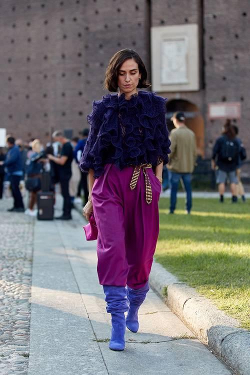 5 xu hướng thời trang thịnh hành trên đường phố nước Ý - 20