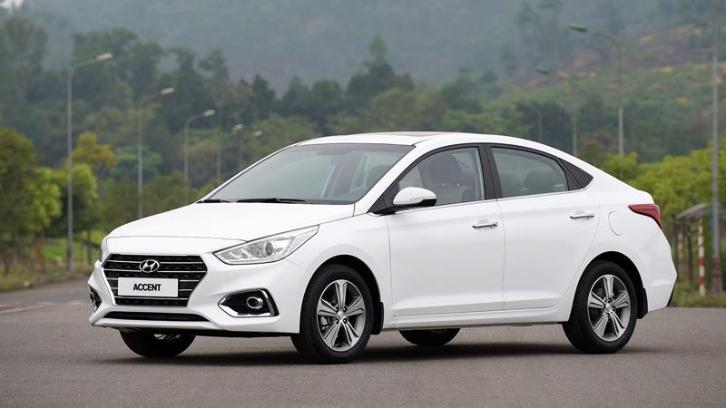 Trong tầm giá 500 triệu đồng nên chọn Hyundai Accent hay Toyota Vios?