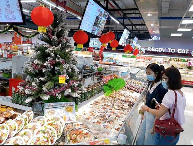 Co.opmart bắt đầu rầm rộ giảm giá hàng Tết, chiết khấu mạnh cho đơn hàng giỏ quà - 2