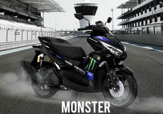 Yamaha Aerox 155 MotoGP Edition mở rộng thị trường, giá từ 48,7 triệu đồng - 1