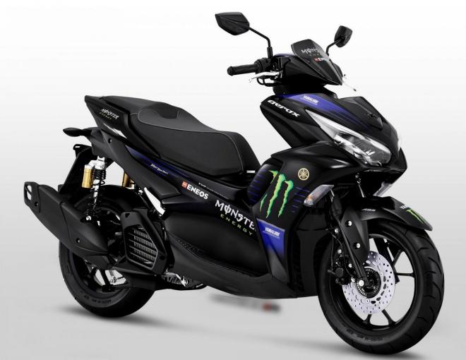 Yamaha Aerox 155 MotoGP Edition mở rộng thị trường, giá từ 48,7 triệu đồng - 4