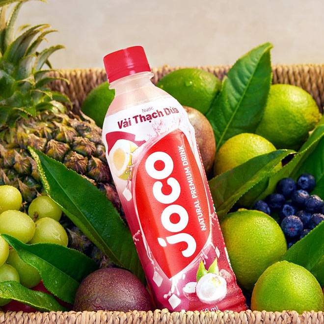 Điều gì khiến nước trái cây Joco vừa mới ra mắt đã được giới trẻ đua nhau đặt hàng? - 2