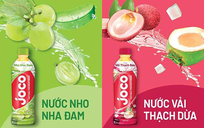 Điều gì khiến nước trái cây Joco vừa mới ra mắt đã được giới trẻ đua nhau đặt hàng? - 4