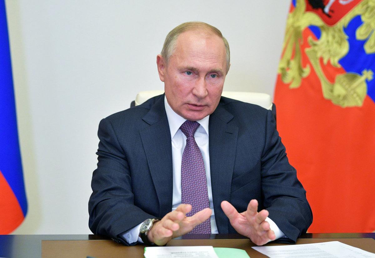 Ông Putin nói về tương lai của ông Trump - 2