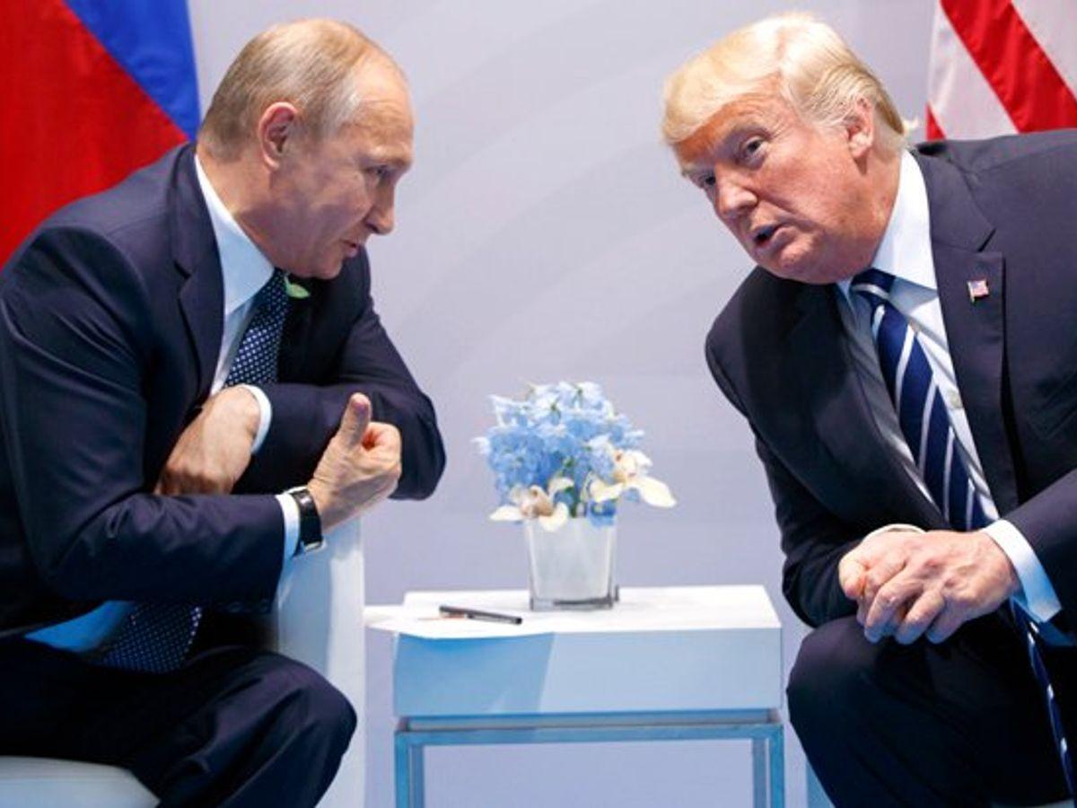 Ông Putin nói về tương lai của ông Trump - 1