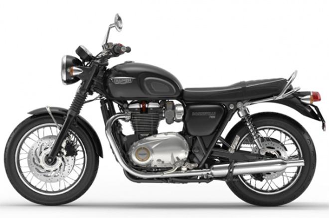 """Triumph 300 - 350cc: Chiếc xe cổ điển hứa hẹn làm """"chao đảo"""" thị trường - 3"""