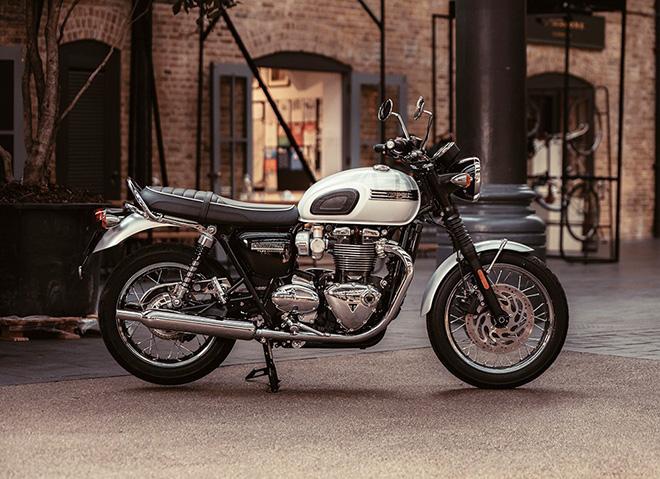 """Triumph 300 - 350cc: Chiếc xe cổ điển hứa hẹn làm """"chao đảo"""" thị trường - 4"""