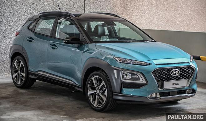 Hyundai KONA 2021 cập bến Đông Nam Á, chờ ngày ra mắt tại Việt Nam - 1