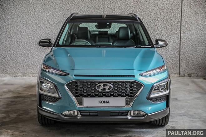 Hyundai KONA 2021 cập bến Đông Nam Á, chờ ngày ra mắt tại Việt Nam - 3