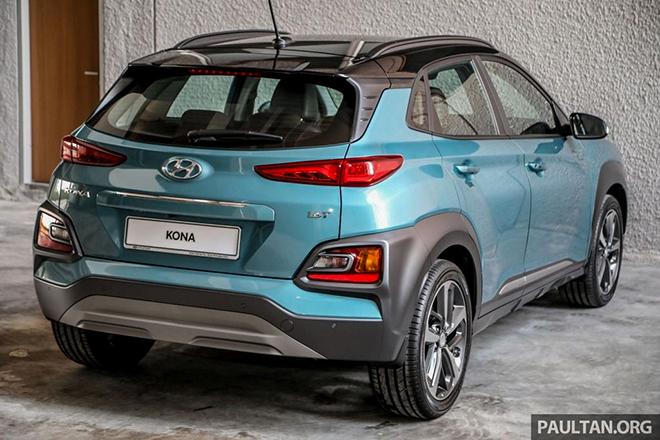 Hyundai KONA 2021 cập bến Đông Nam Á, chờ ngày ra mắt tại Việt Nam - 2