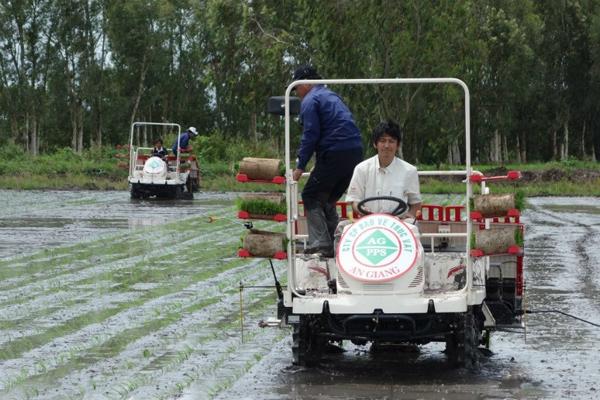 Ra mắt Viện nghiên cứu nông nghiệp Yanmar, Việt Nam - 1