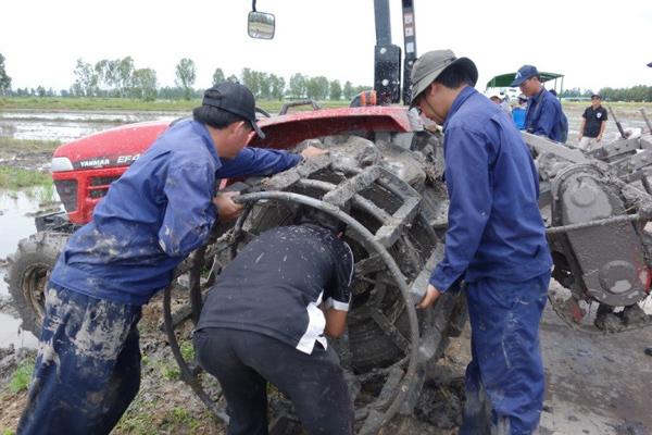 Ra mắt Viện nghiên cứu nông nghiệp Yanmar, Việt Nam - 4