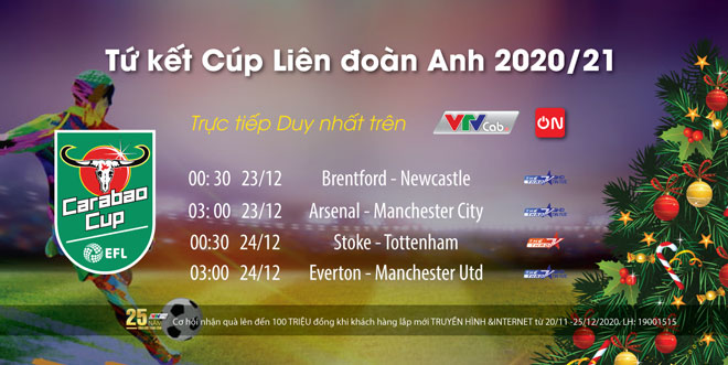 Lịch thi đấu bán kết Cúp Liên Đoàn Anh 2020/2021: Man Utd đấu Man City - 1