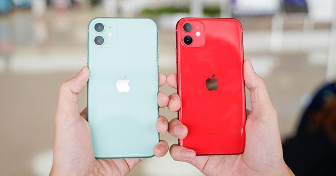 Top smartphone rực rỡ, đáng mua nhất mùa giáng sinh 2020 - 1