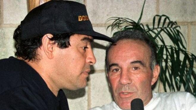 Maradona muốn đâm xe tự tử, con trai ngoài giá thú tiết lộ sự thật - 1