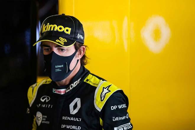 """Đua xe F1, đợt test hậu mùa giải: Alonso """"nóng máy"""" trước khi trở lại - 5"""