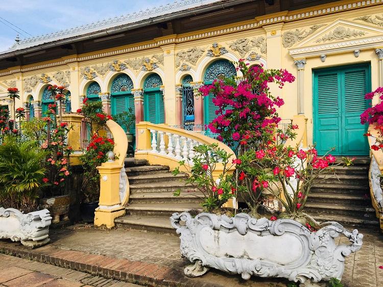 Cận cảnh ngôi nhà nhà cổ 125 tuổi của đại gia một thời giàu sang nức tiếng Đồng Tháp - 2
