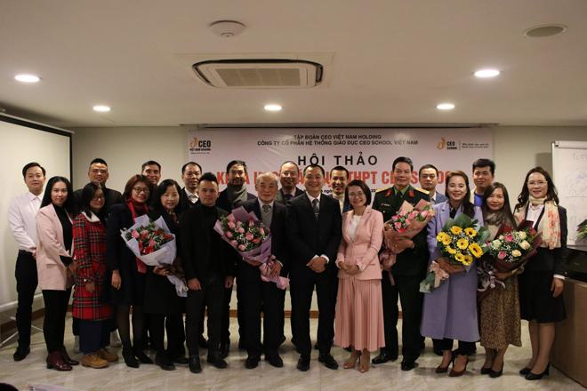 Tập đoàn CEO Việt Nam Holding phát triển Hệ thống giáo dục THPT CEO School - 2
