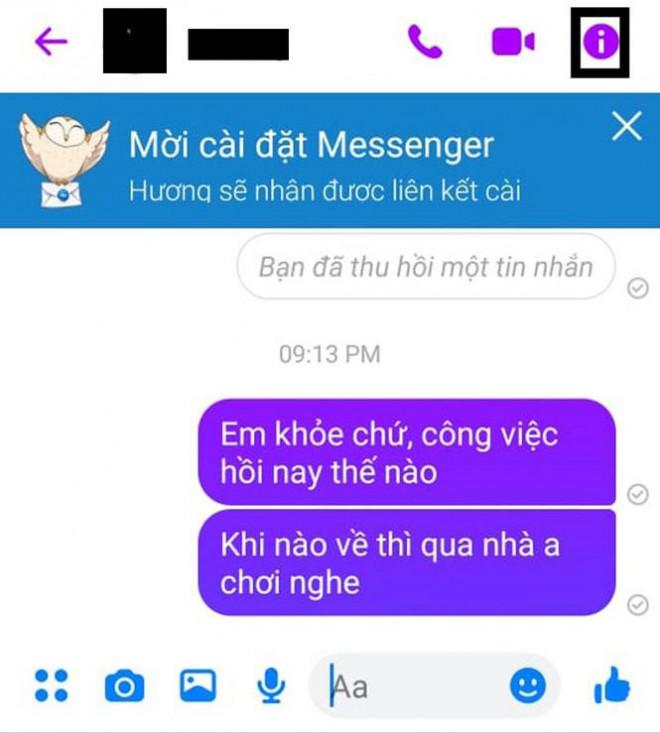 Hướng dẫn cách mang không khí Giáng sinh lên Facebook Messenger - 2