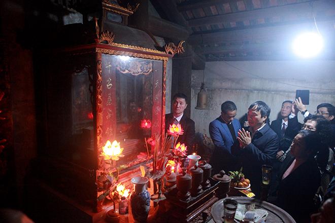 Đền thờ công chúa ngoại quốc duy nhất ở Việt Nam - 8
