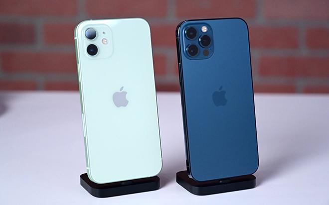 iPhone 12 4G lướt mạng nhanh hơn cả iPhone 12 5G - 1