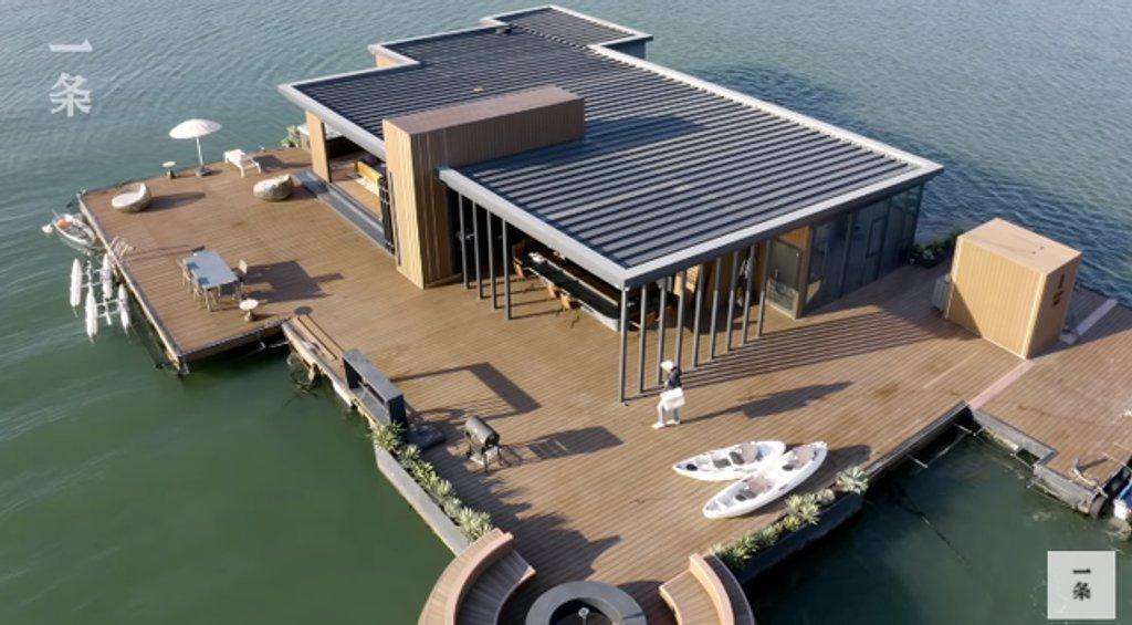 """Chi 14 tỷ xây nhà 600m2 lênh đênh trên biển, vị tỷ phú vẫn coi đây là một """"món hời"""" - 2"""