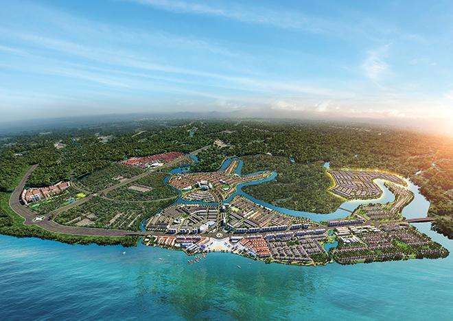 Đô thị đảo Phượng Hoàng: Hội tụ thiên thời – địa lợi – nhân hòa - 2