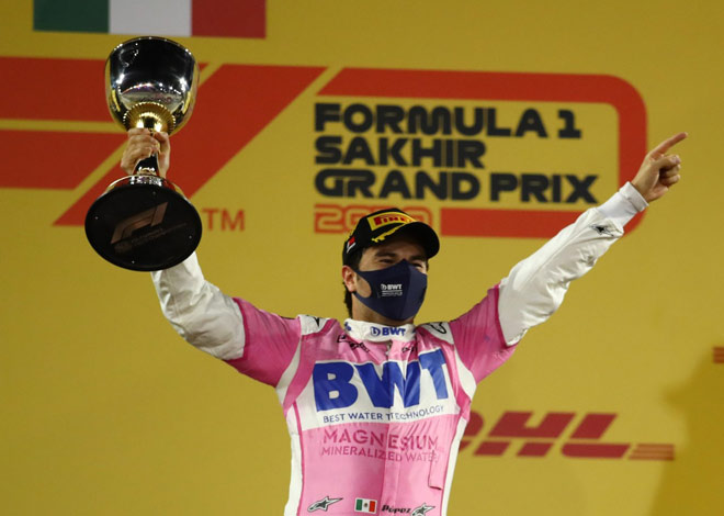 Đua xe F1, Perez gia nhập Red Bull: Có đội hình đủ mạnh đua vô địch - 1
