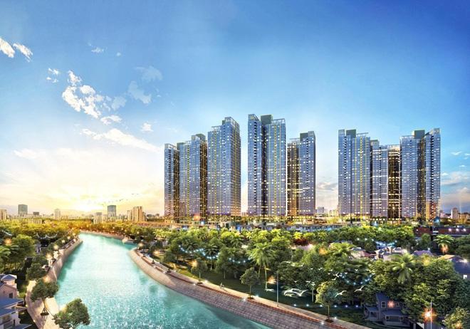 Dự án xác lập kỷ lục với 70% là căn góc tại Thành phố Hồ Chí Minh - 1